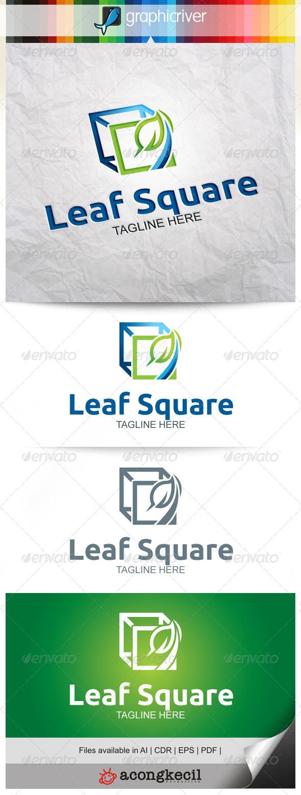 GraphicRiver Leaf Square V.2 7919900