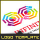 Eight Infinity - Logo Template - GraphicRiver Item for Sale