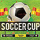Soccer Cup 2014 Cover - GraphicRiver Item for Sale