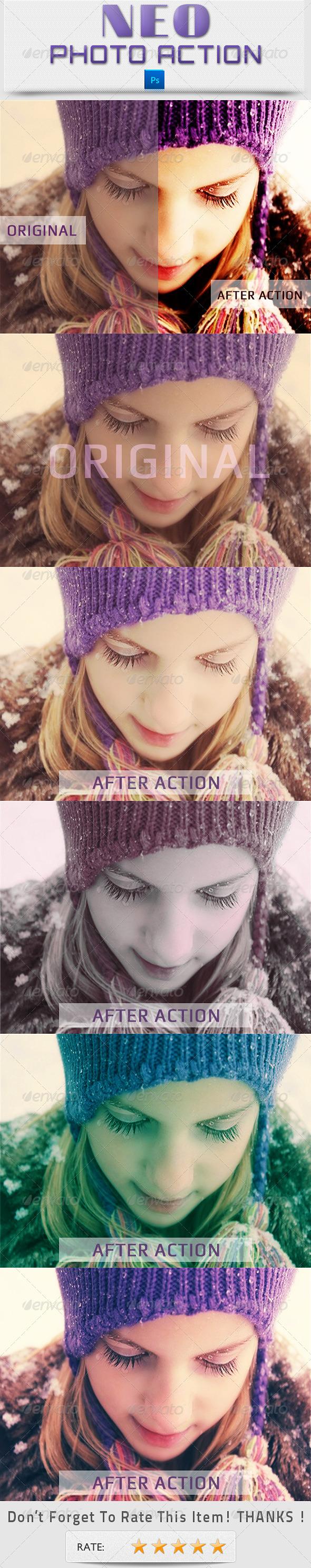 GraphicRiver Neo Photo Action 7921471
