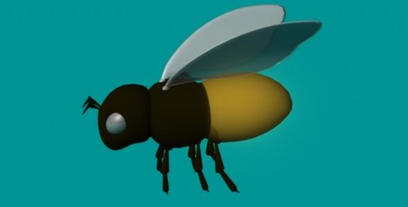 Bee - 3DOcean Item for Sale