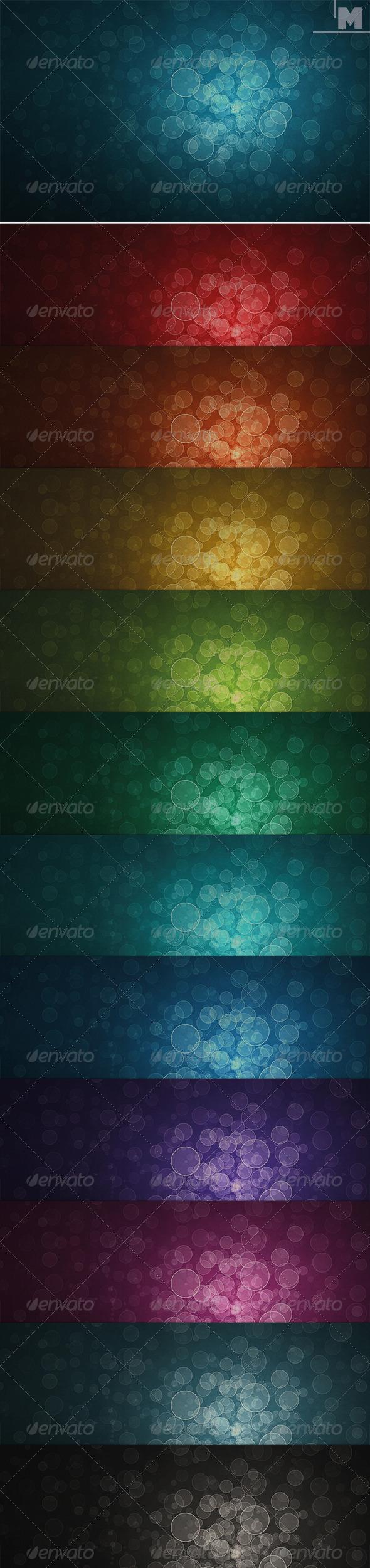 GraphicRiver Bubble Background 7921741