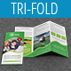 Multipurpose Business Tri-Fold Brochure Vol-25 - GraphicRiver Item for Sale