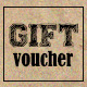 Grocery retro style gift voucher - GraphicRiver Item for Sale