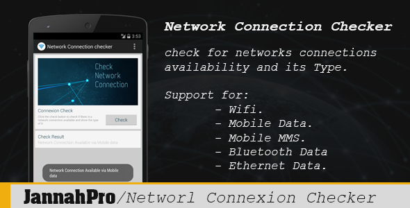 CodeCanyon Network Connection Checker 7877791
