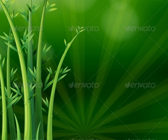 GraphicRiver Green Plants 7925748