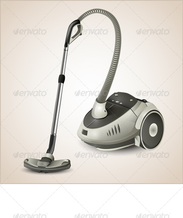 GraphicRiver Vacuum Cleaner 7927553