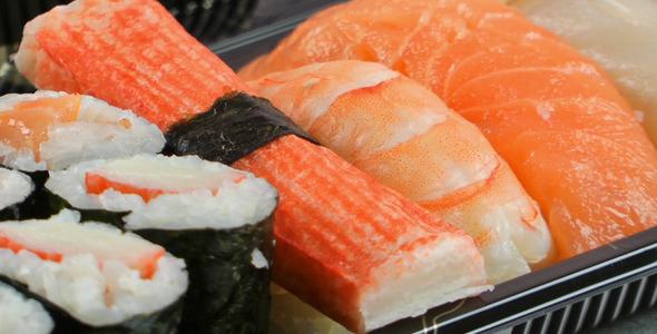 Sushi Food 1