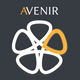 Avenir -  Coming Soon HTML5 responsive template