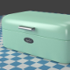 Breadbox mint