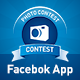 Photo Contest Facebook App - CodeCanyon Item for Sale