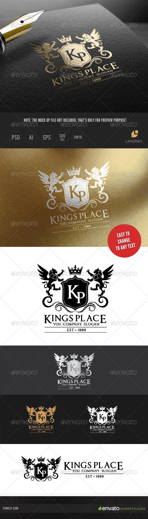 GraphicRiver King Place II 7921447