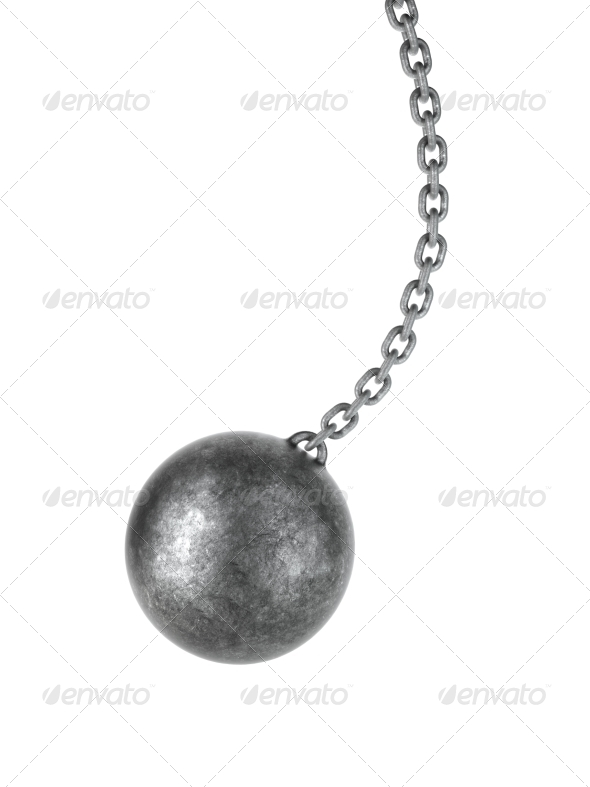 GraphicRiver Wrecking Ball 7930394