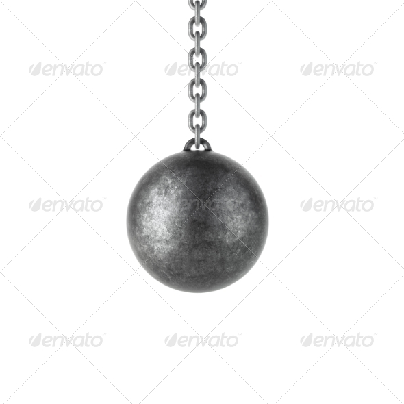 GraphicRiver Wrecking Ball 7930430