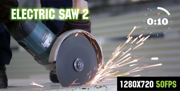 Electric Saw 2