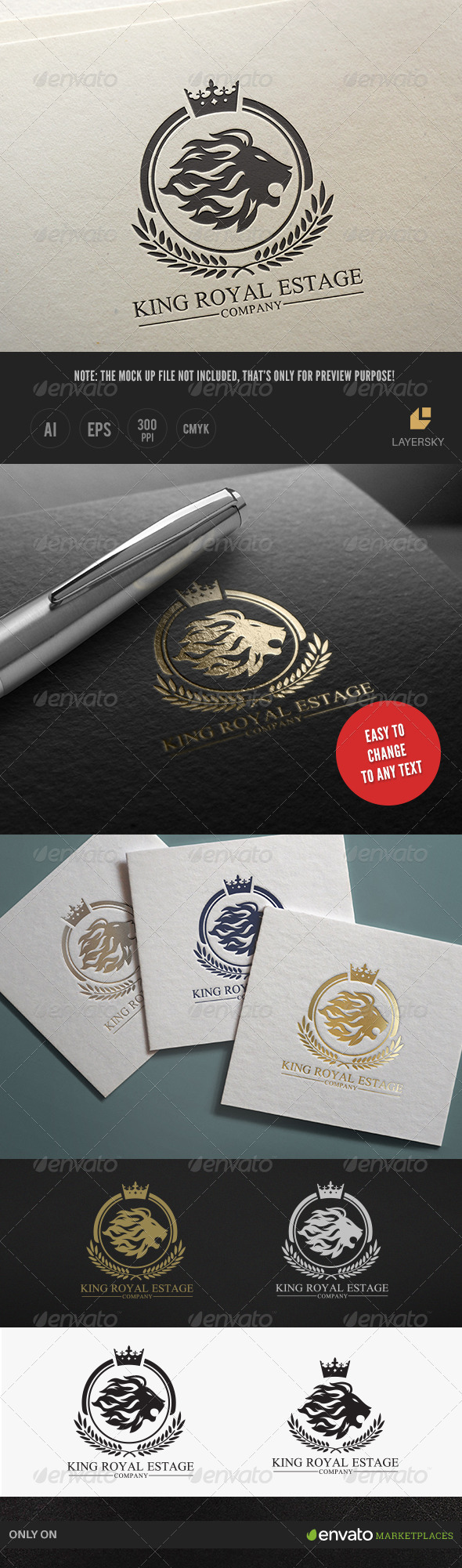 GraphicRiver King Royal Estate 7930978