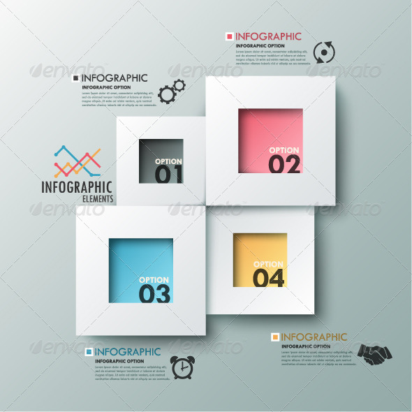 GraphicRiver Modern Infographic Options Banner 7931093