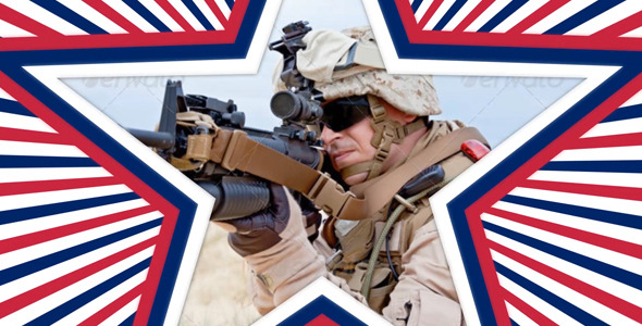 America Overlay & Badges