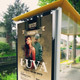 Realistic Bus Stop Poster Mockup Templates - GraphicRiver Item for Sale