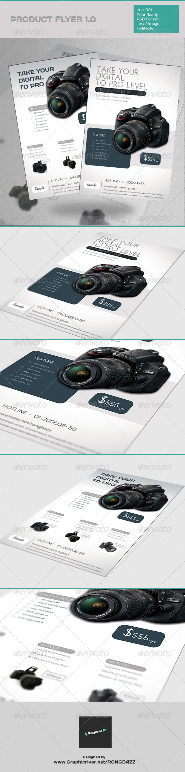 GraphicRiver Product Flyer 2.0 7931876