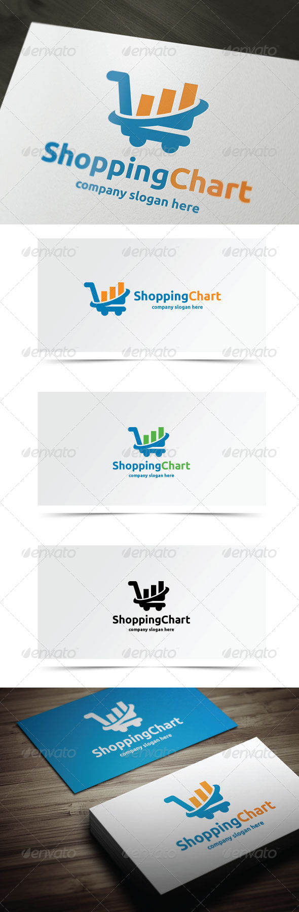 GraphicRiver Shopping Chart 7931905