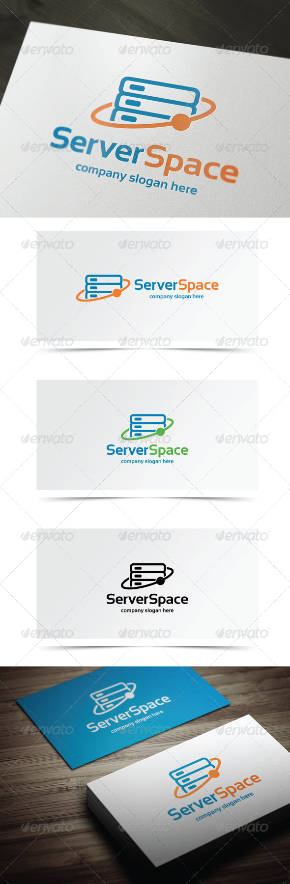 GraphicRiver Server Space 7932061