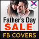 Father's Day Facebook Cover - GraphicRiver Item for Sale