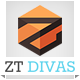 ZT Divas multi-purpose joomla template - ThemeForest Item for Sale