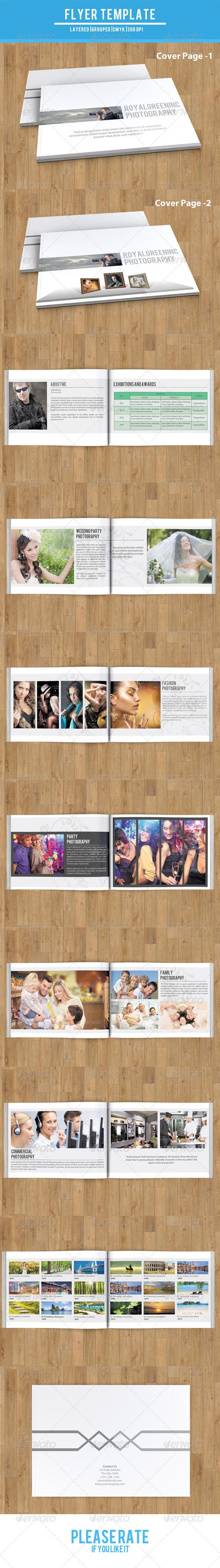 GraphicRiver Photography Catalog-V16 7935451