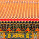 Roof of Chinese Temple, Thailand. - PhotoDune Item for Sale