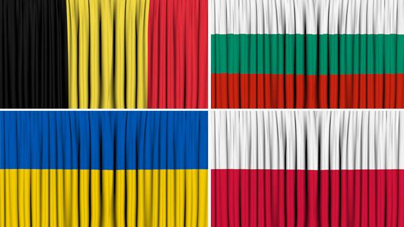 EU Curtain Open Pack 3
