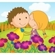 Love in the Garden - GraphicRiver Item for Sale