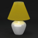 Abat-jour lamp nr.1 - 3DOcean Item for Sale