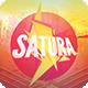 Satura Flyer - GraphicRiver Item for Sale