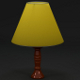 Abat-jour lamp nr.2 - 3DOcean Item for Sale