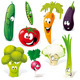 Vegetable Cartoon - GraphicRiver Item for Sale