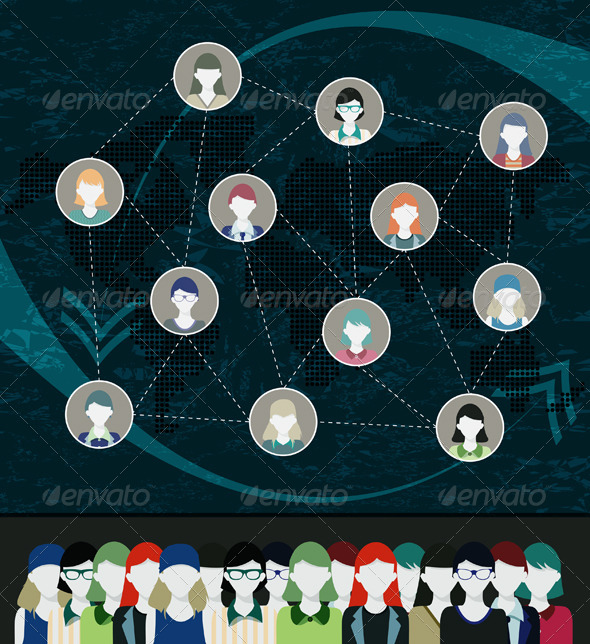 GraphicRiver Communication 7938328