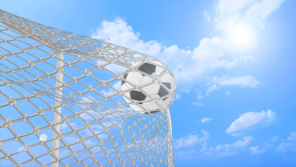 VideoHive Shooting At Goal 7938835