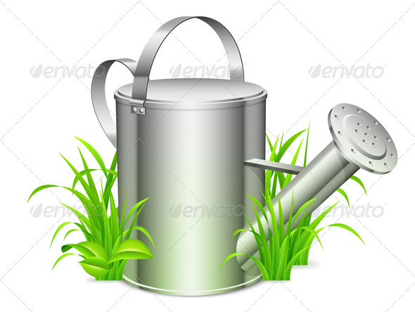 GraphicRiver Watering Can 7939265