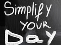 simplify your day - PhotoDune Item for Sale