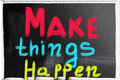 make things happen - PhotoDune Item for Sale