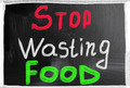 stop wasting food - PhotoDune Item for Sale