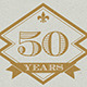 Vintage Style Wedding Anniversary Cards - GraphicRiver Item for Sale