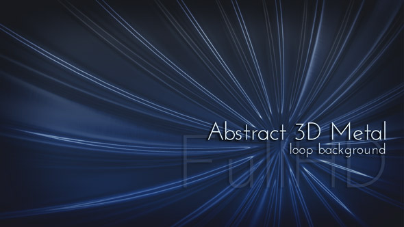 Abstract Metal 3D
