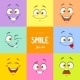 Smile Set - GraphicRiver Item for Sale