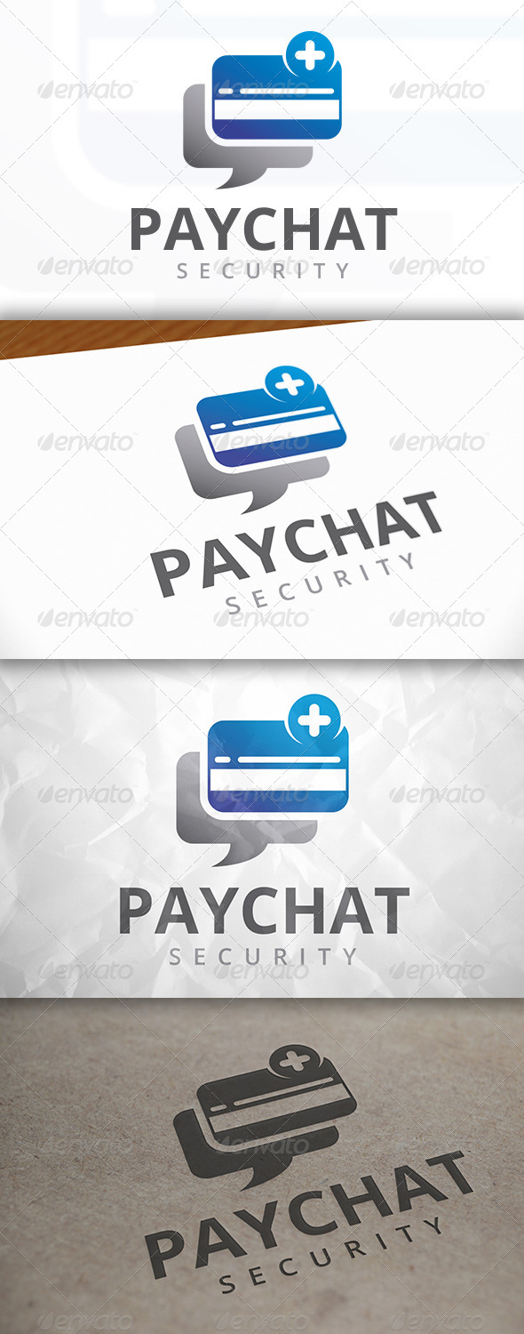 Pay Chat Logo