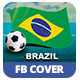 World Soccer Championship   Facebook Cover - GraphicRiver Item for Sale