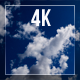 Clouds In Blue Sky - VideoHive Item for Sale