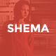 Shema – Creative Parallax Elegant Onepage PSD - ThemeForest Item for Sale