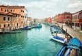 Deatil old architectureon  island  Murano in Venice - PhotoDune Item for Sale